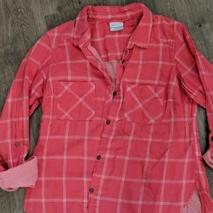 Columbia Double Layer Camp Shirt